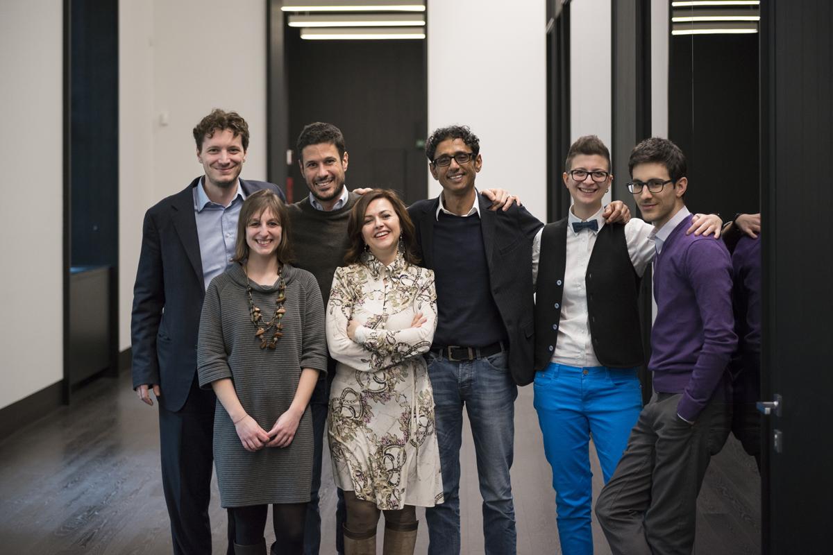 ALVISE, RICCARDO, LORENZO, ELISABETTA, MARCO, BENEDETTA, MARIA // Milano