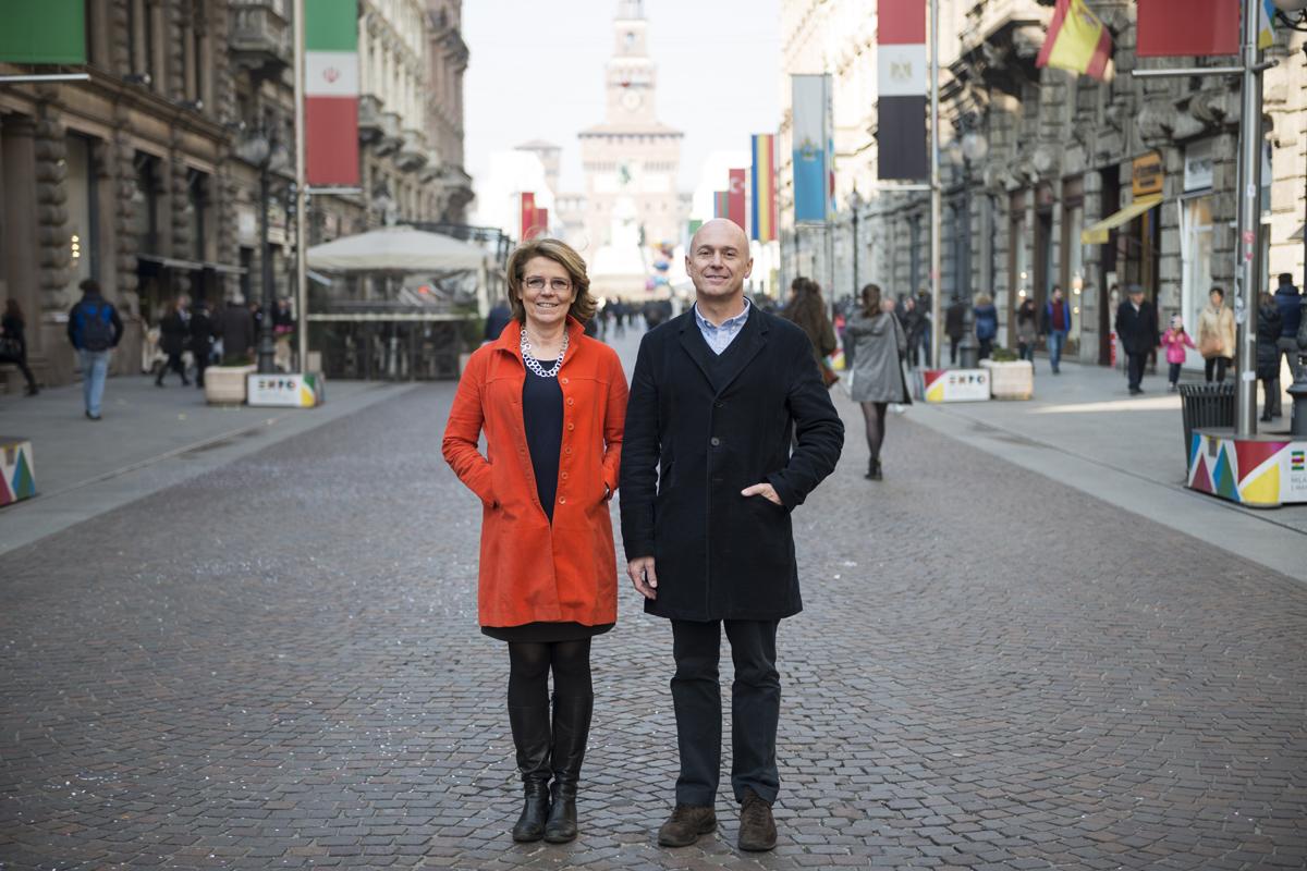 ICO E MARA // Migliore+Servetto architetti // Milano