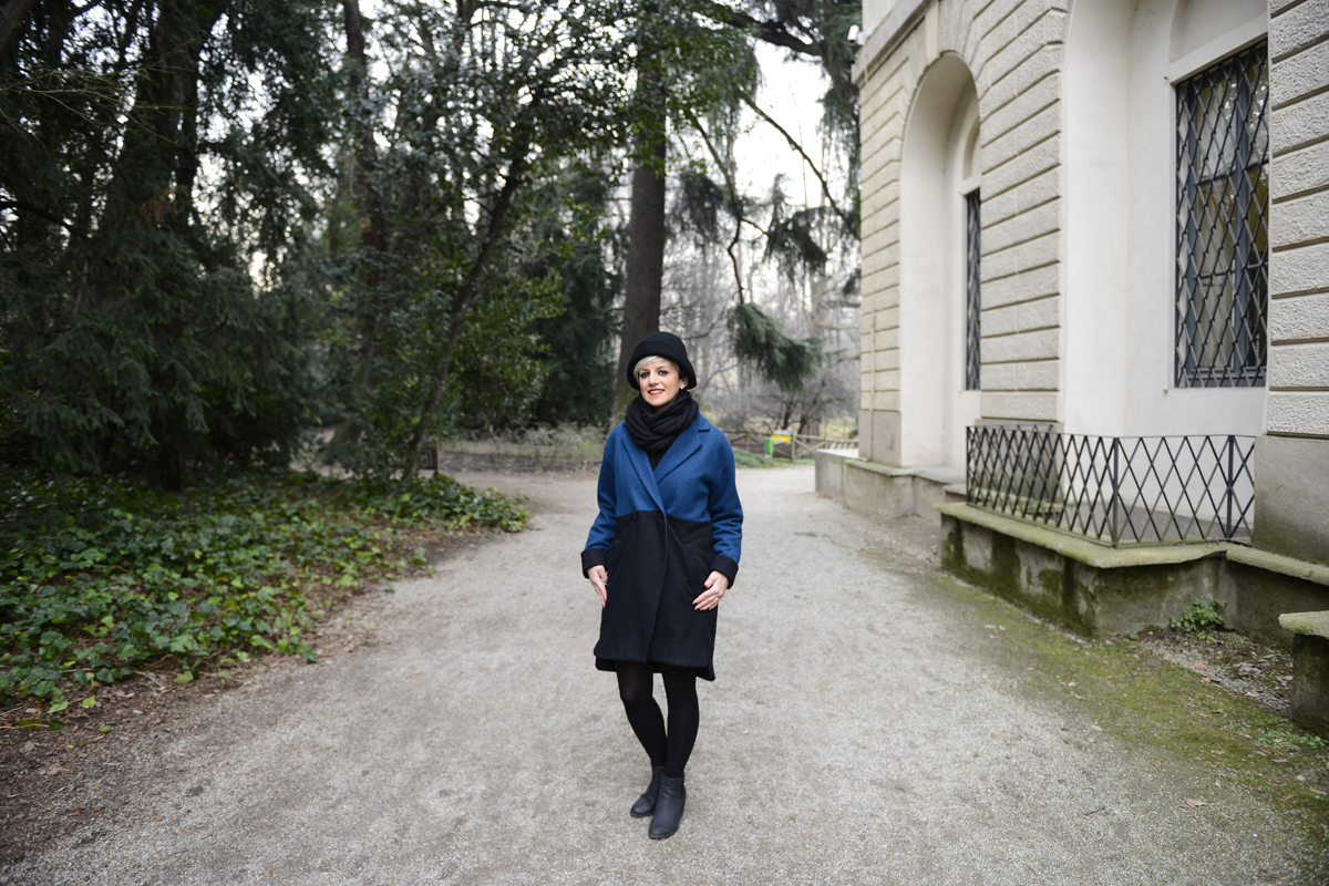 SILVIA // art curator // Milano