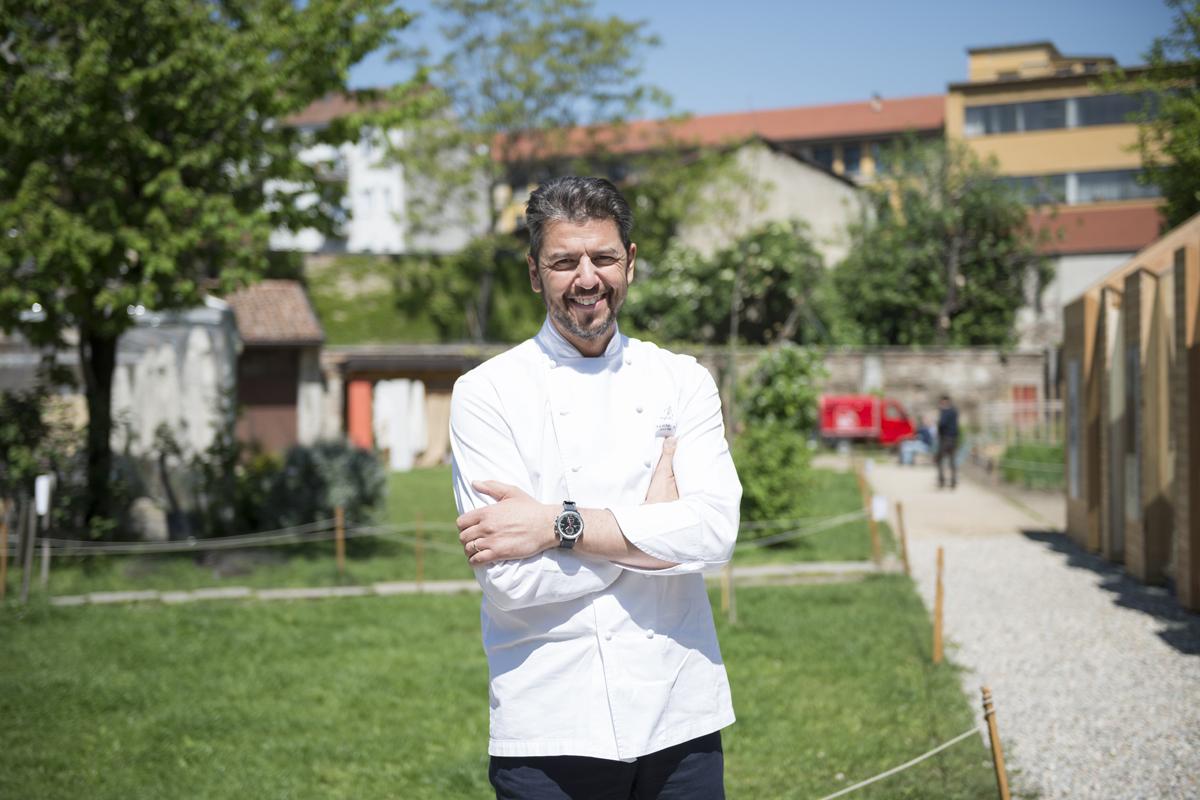 ANDREA // Chef // Milano