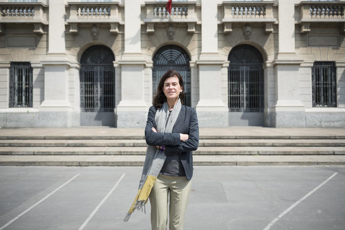 LUISA // Delegato del Rettore per Expo // Milano