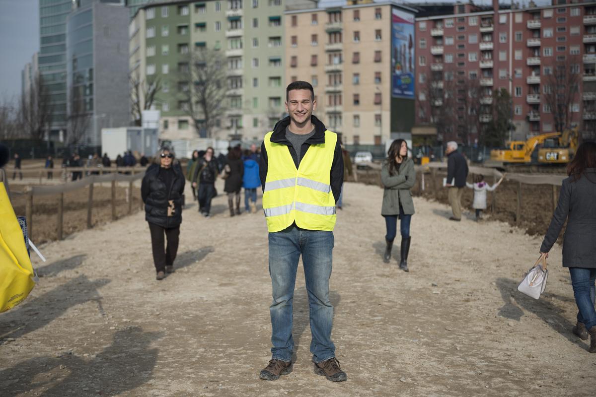 STEFANO // studente // Milano