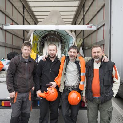 Marek, Lukas, Laco, Tibor