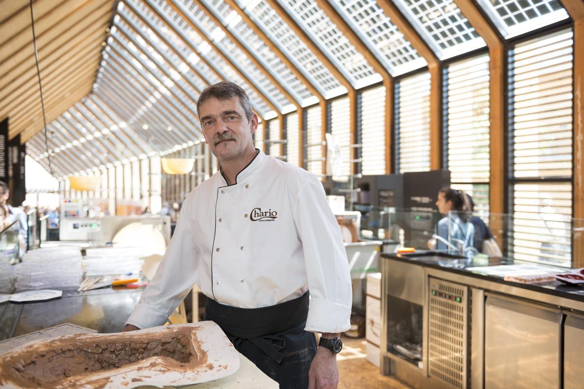 MARIO // maestro cioccolatiere // Anversa