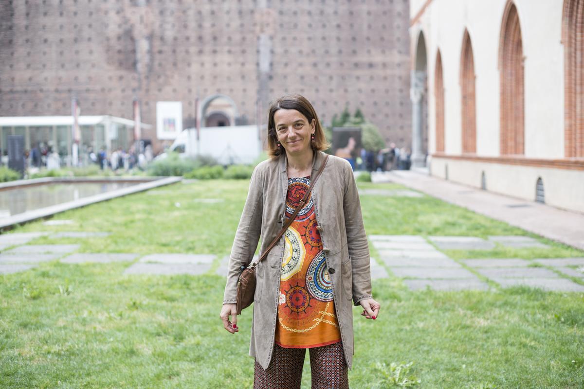 CHIARA // assessore al benessere // Milano