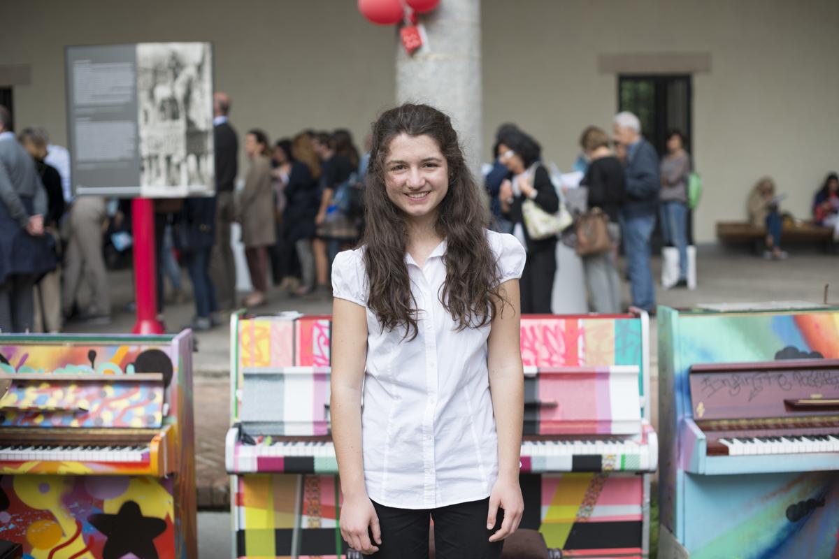 GINEVRA // studente // Milano