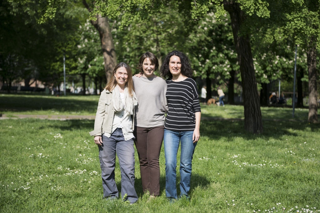 Manuela, Elena, Giordana