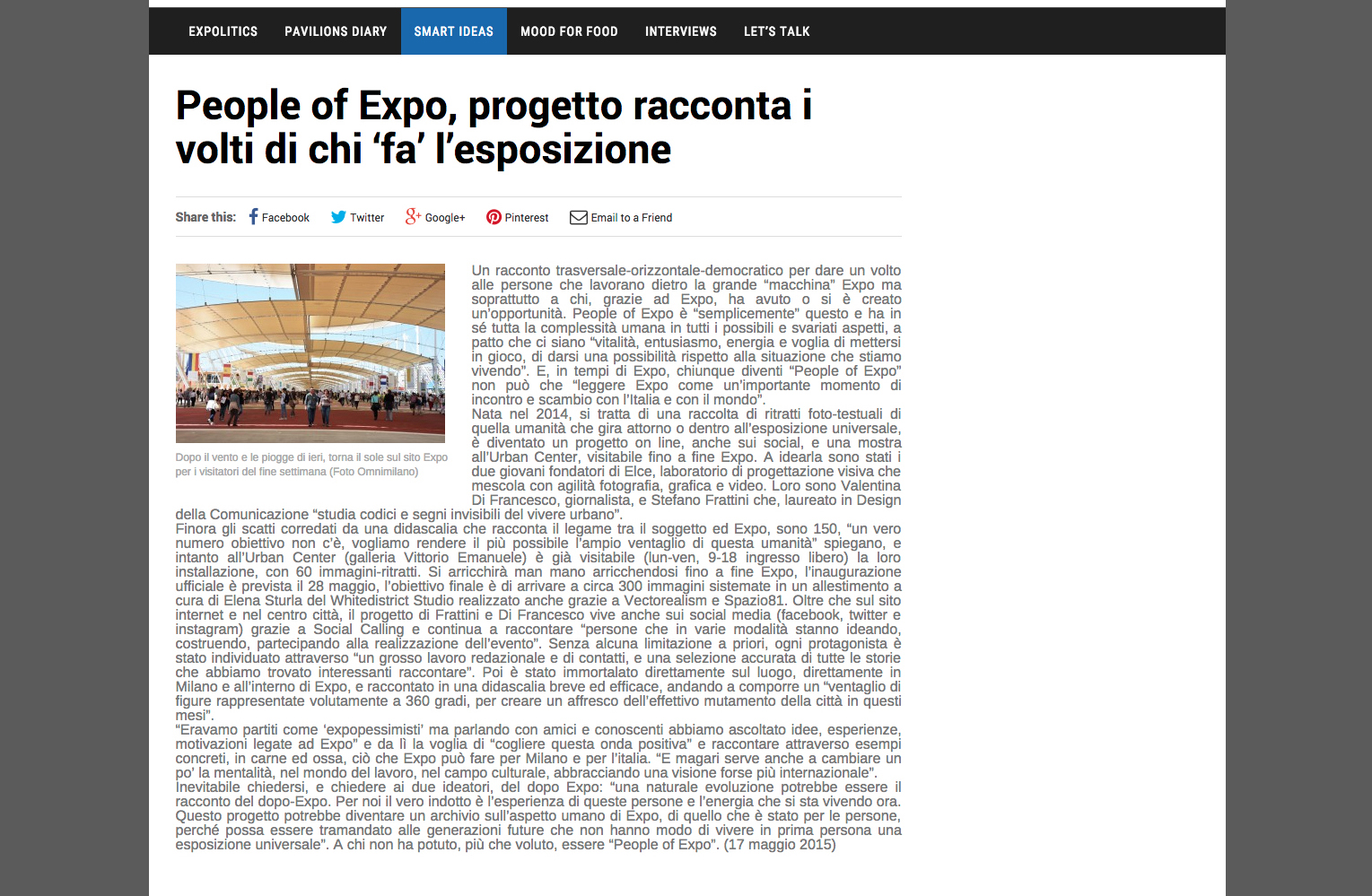 Daily Expo