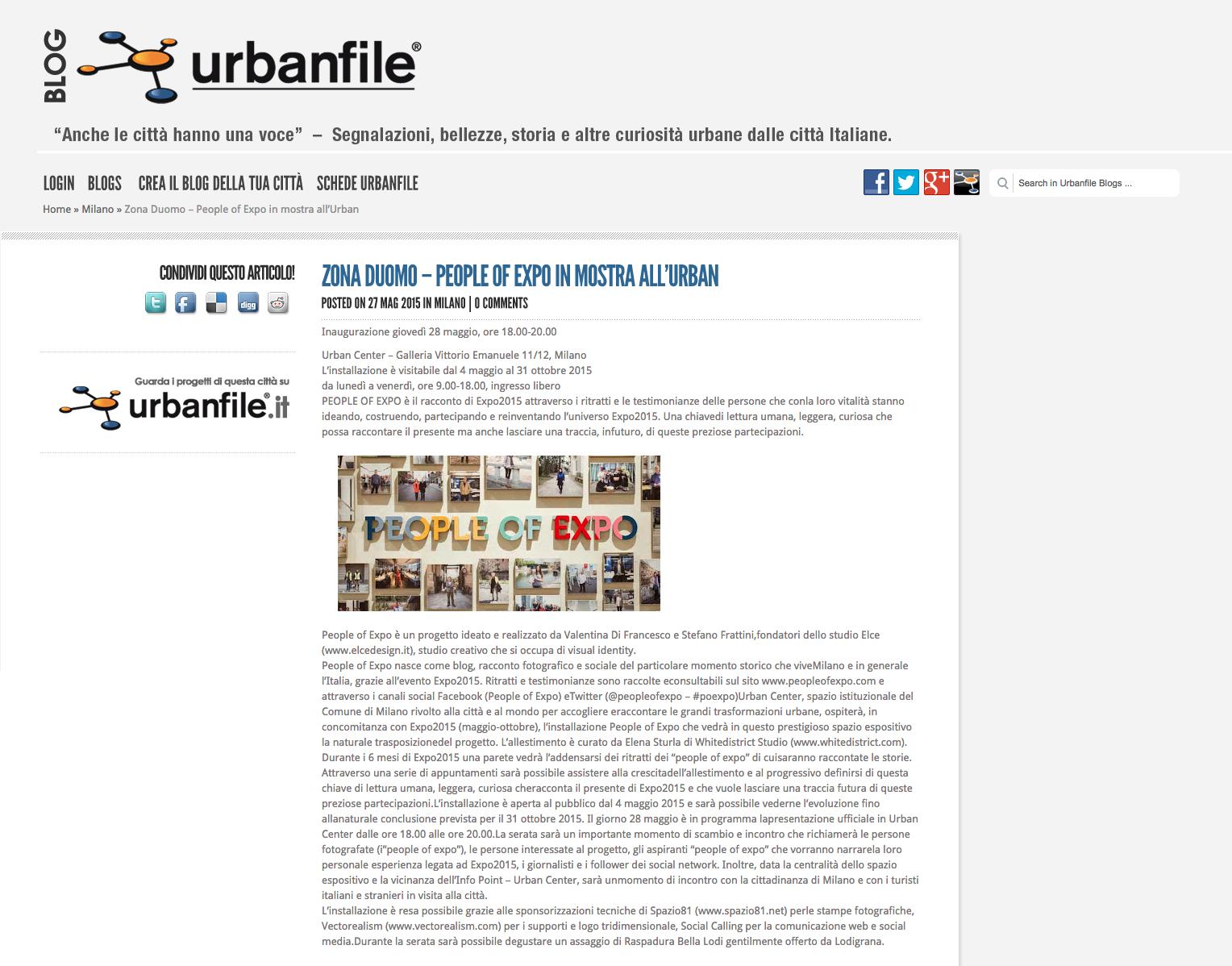 urbanfile