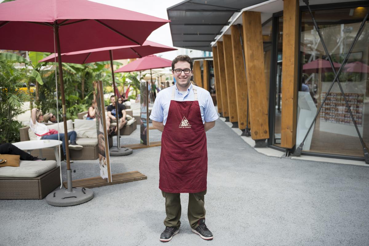 ANDREA // barman // Milano