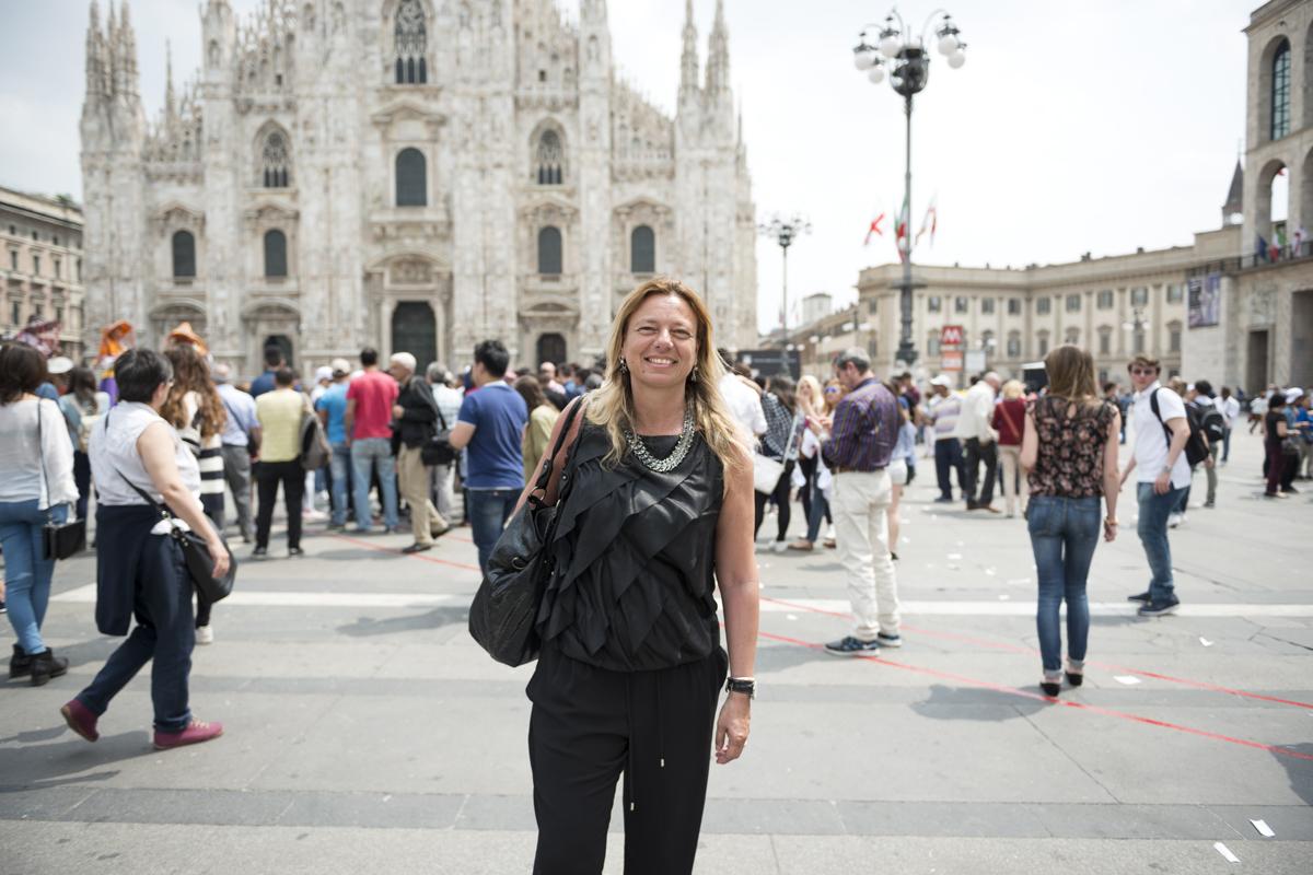 ANTONELLA // managing director & senior advisor UN-GURU // Milano