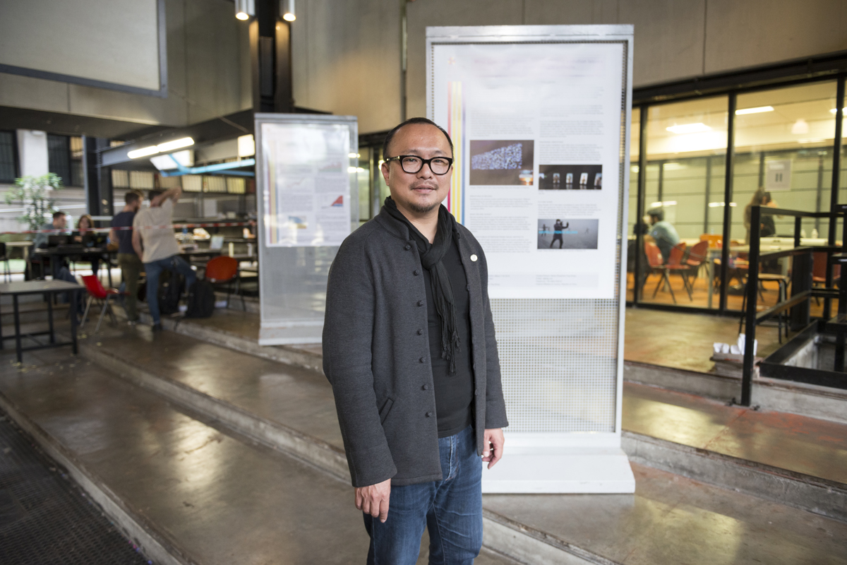 CHAW // ricercatore // Beijing