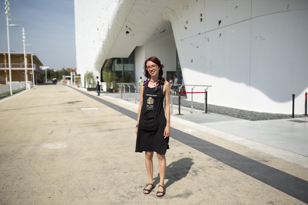 ELENA // architetto paesaggista // Milano