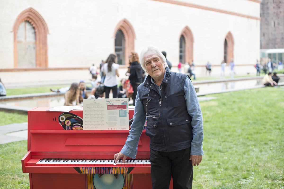 ENRICO // musicista // Milano