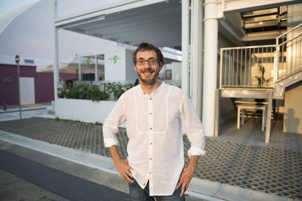 FEDERICO // giornalista // Milano