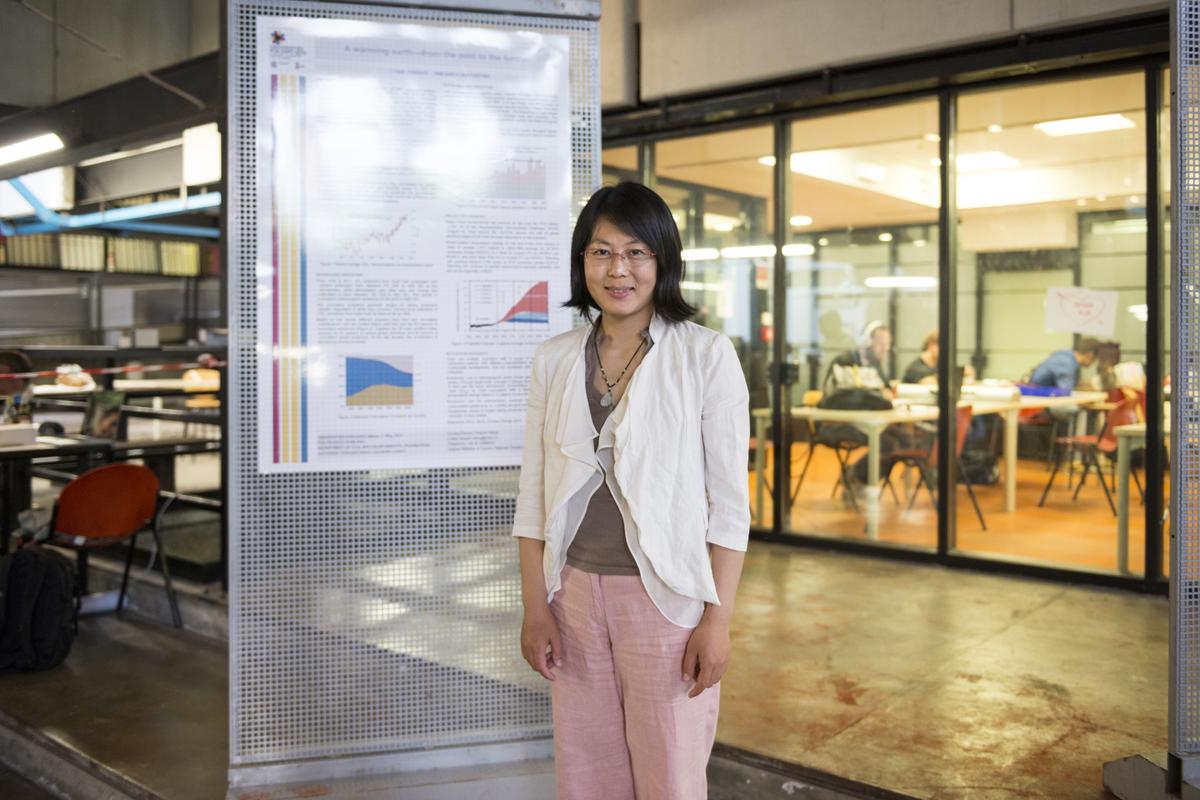 FENJUAN // ricercatore // Beijing