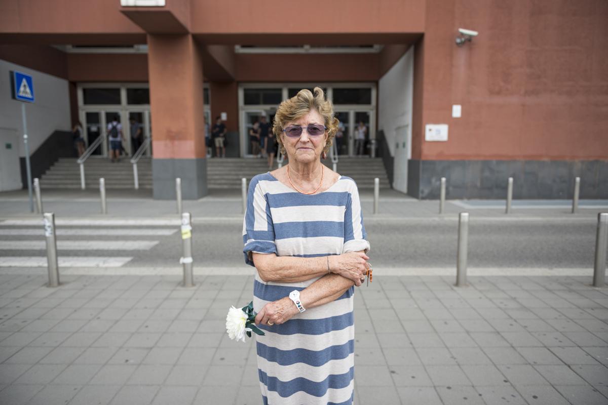 FRANCESCA // docente universitario // Milano