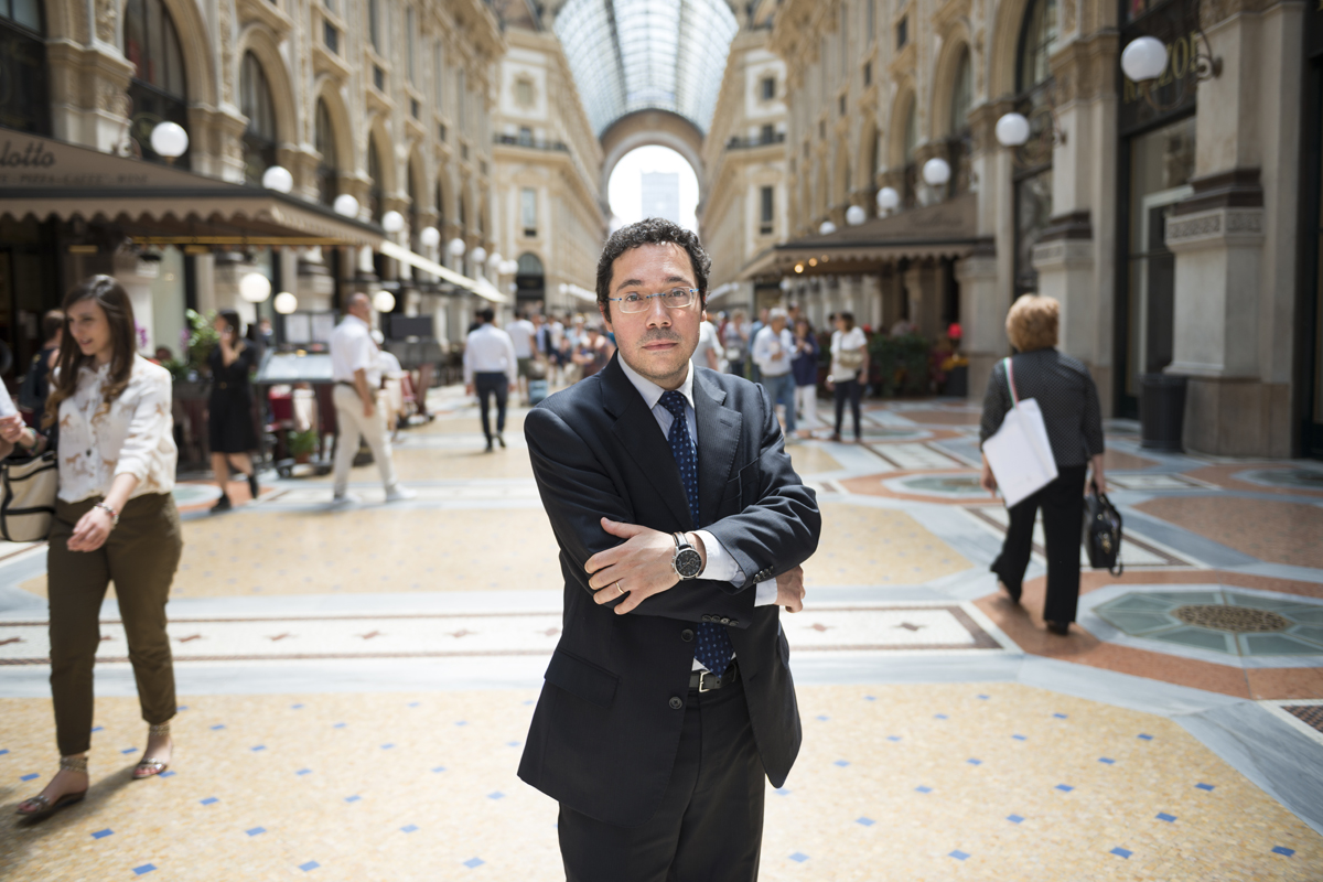 PASQUALE // risk manager // Milano