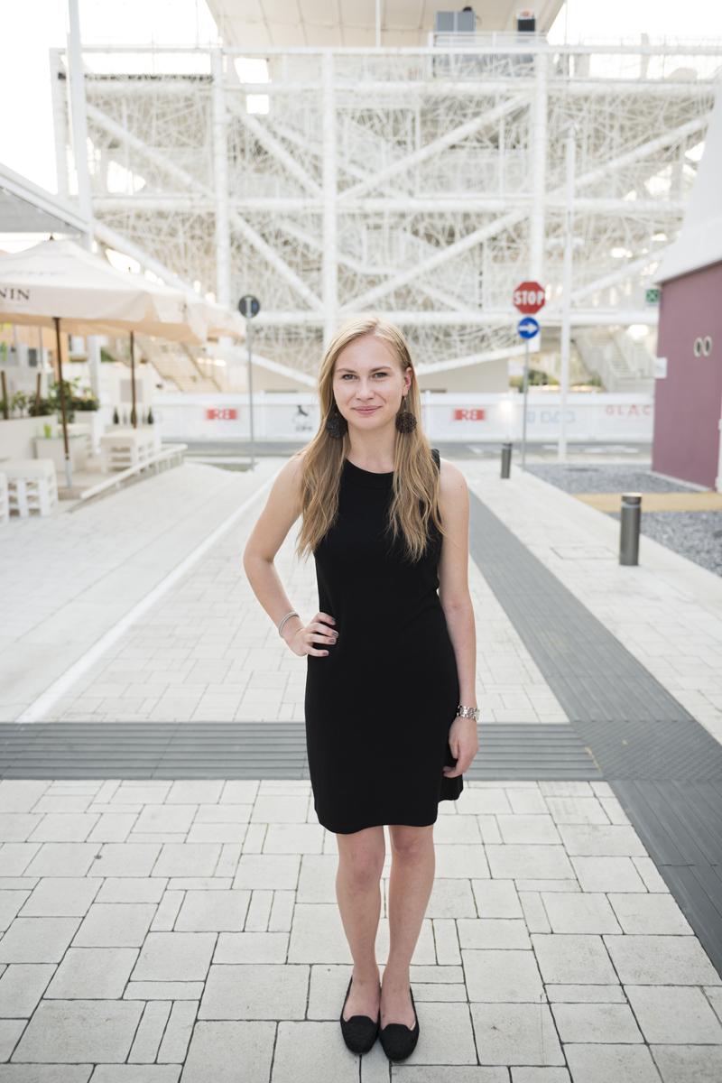 ANNA // studentessa // Milano