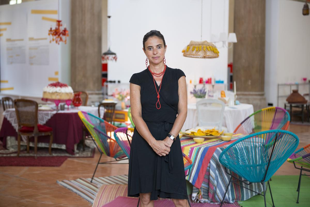 ELENA // presidente MUBA // Milano