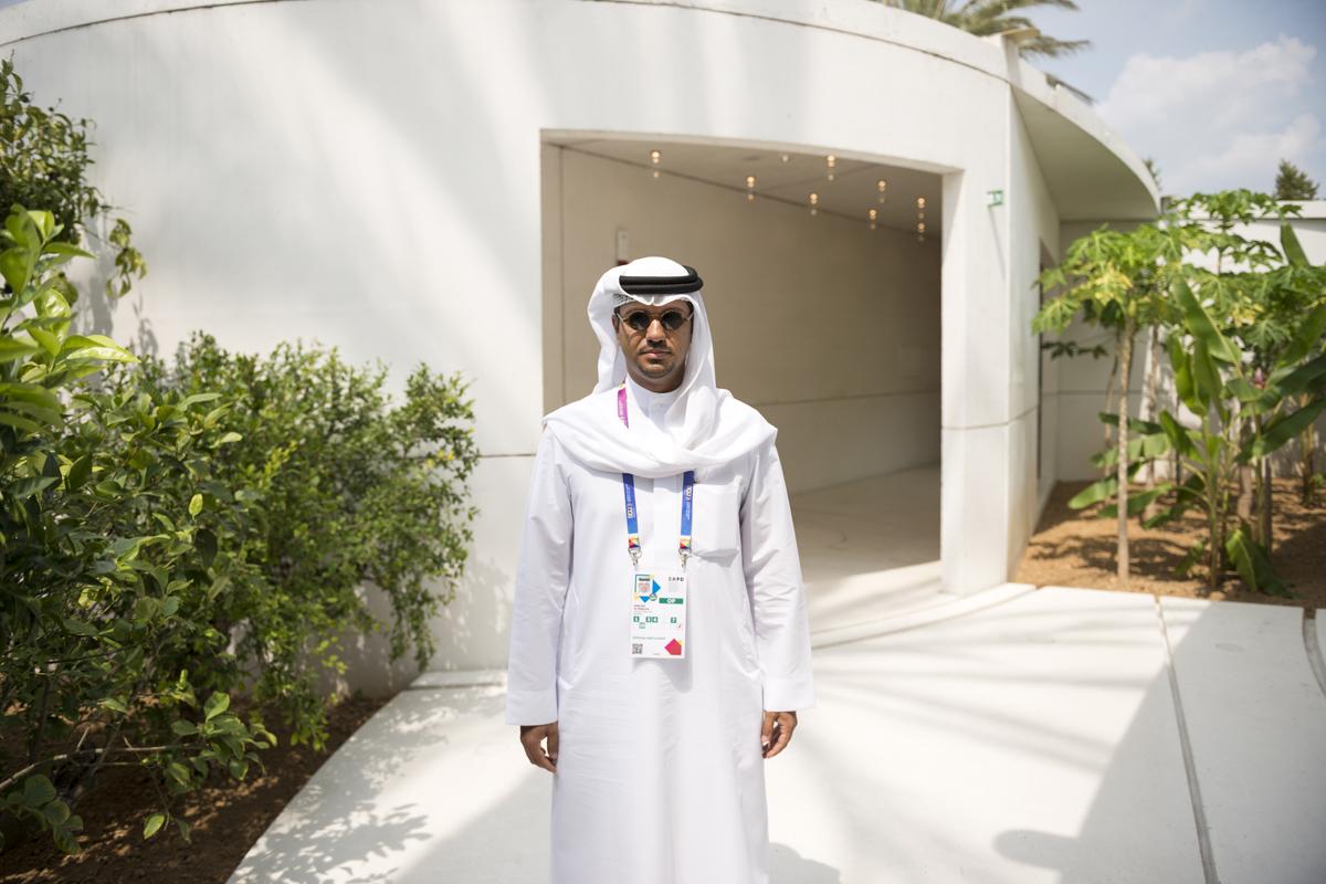 KHALIFA // antropologo // Manama