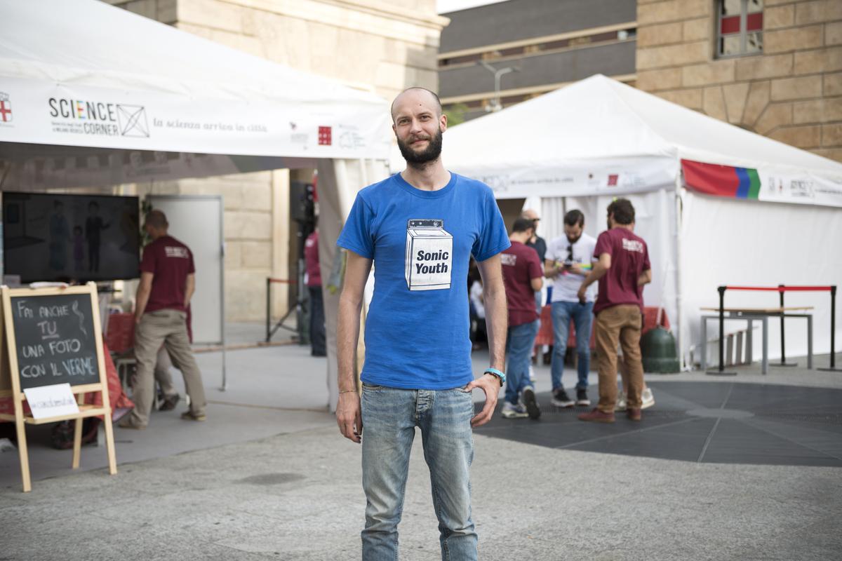 LUCA // assegnista di ricerca // Milano
