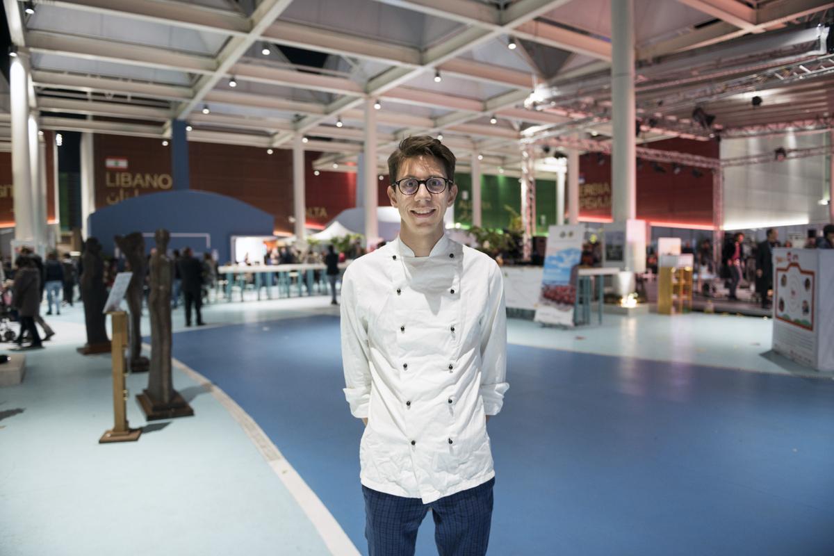 DAVIDE // cuoco // Milano