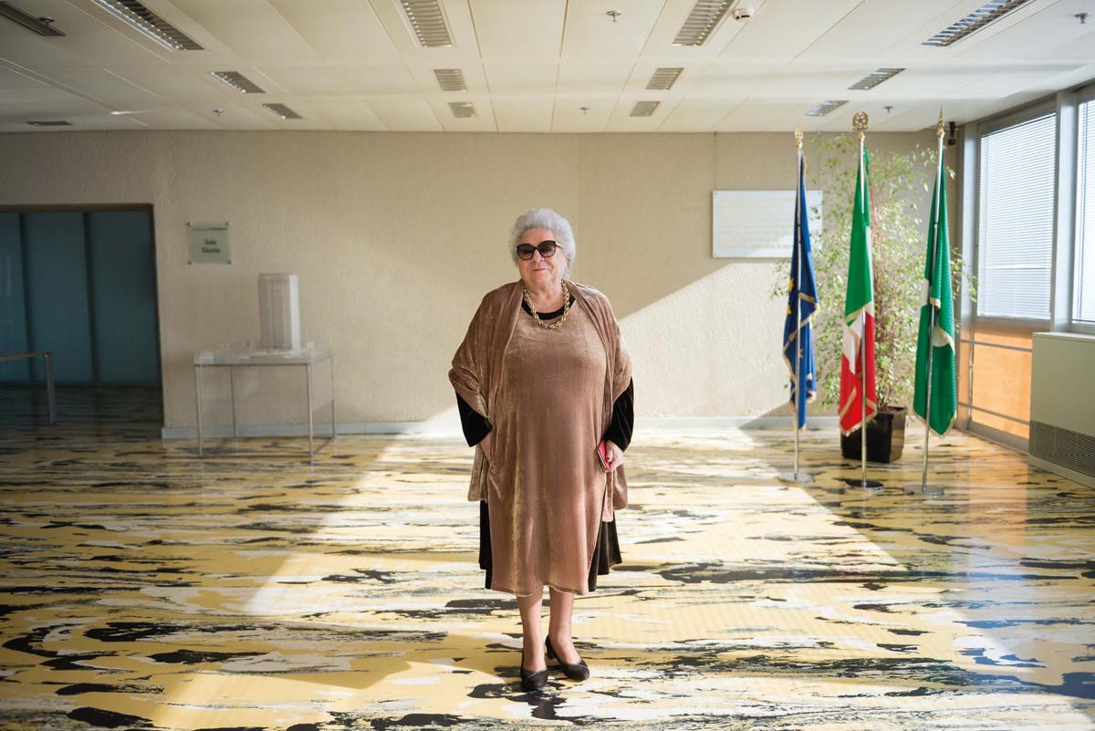 Livia // Ex Presidente del Tribunale di Milano // Milano