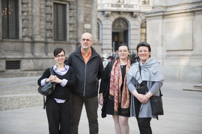 Monica, Maurizio, Monica, Stefania